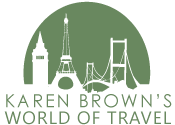 logo karen brown